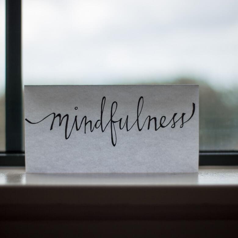 Ätherische Öle gegen Stress mit mindfullness