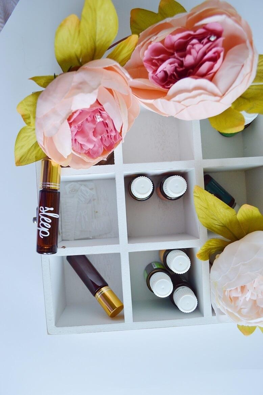 Ätherisches Lavendelöl Wirkung Kiste